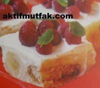 Muzlu Kedidilli Pasta