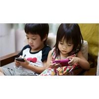 Mobilin Çocuklar Üzerindeki Etkisi Artıyor!