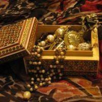 Mücevher Kutularınız İçin Yer Açın!