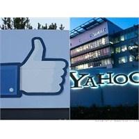 """Facebook Ve Yahoo """"Arayış"""" İçinde"""