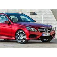 2014 Mercedes-benz E-class'ın İlk Fotoğrafları