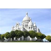 Paris'in Dünyaca Ünlü Ressamlar Tepesi! Montmartre