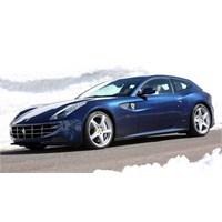 Ferrari Ff İstanbul Autoshow Fuarı'nda Sergilenece