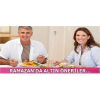 Ünlü Kalp Cerrahından Ramazan'da Altın Öneriler...
