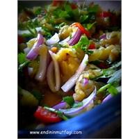 Babaganuş (Közlenmiş Patlican Salatası)