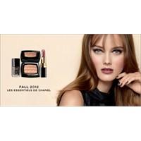Chanel Fall 2012 - Sonbahar Makyaj Koleksiyonu