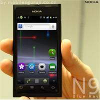 Nokia N9 Üzerinde Android 4.0 İcs Çalıştırıldı