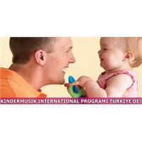 Kindermusik İnternational Programı Türkiye'de!