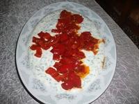 Yoğurtlu Yağ Biberi(kırmızı Biber)