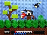 Bilgisayar Oyunları Legolarda Hayat Buldu