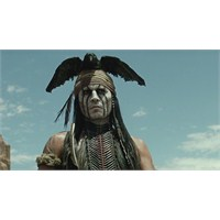 Maskeli Süvari Ve Kızılderili Jonny Depp
