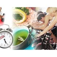 10 Adımda Metabolizmanız Hızlansın