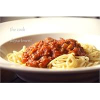 Salsa Soslu Spaghetti