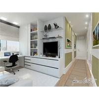 Home Office / Ev Ofis Ve Küçük Ofis Dekorasyonu