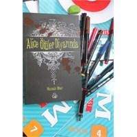 Okumaya Başladım #6 Alice Ölüler Diyarında