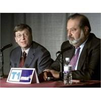 Bill Gates'in Yeni Ortaklığı...