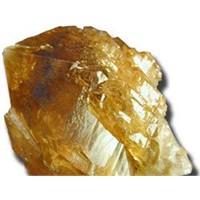 Değerli Taşlar - Sitrin Taşı