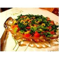 Melitzano Salatası