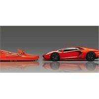 Lamborghini'nin 50.Yılına Özel !