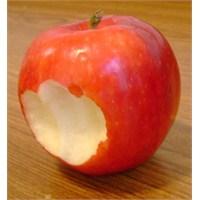 İsırılmış Elma