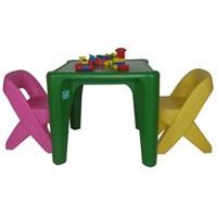 Çocuklar İçin Masa Ve Sandalyeler