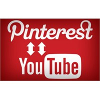Pinterest'e Youtube İlgisi