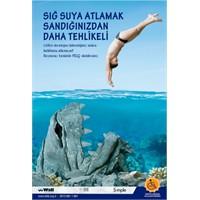 Denize Balıklama Atlama!