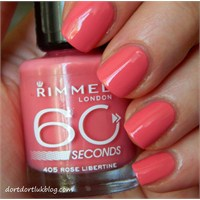 Rimmel #405-rose Libertine