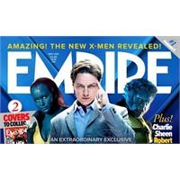 X-men Sınıfı Empire Dergisinde