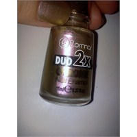 Flormar Duo2x Chrome Dc01