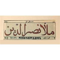Azerbaycan'ın İlk Mizah Dergisi: Molla Nasreddin