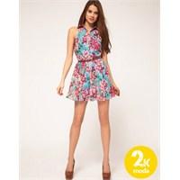 Mini Elbiselerde 2014 Tasarımları