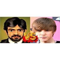 Justin Bieber Vs Okan Bayülgen Youtube'da Kapışıyr