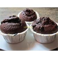Çikolatalı Muffin Tarifi (Top Kekler)
