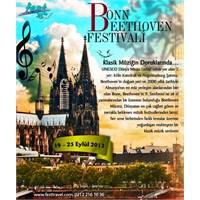 Bonn Beethoven Festivali Seni Çağırıyor