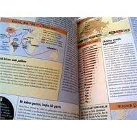 Kütüphanemden: Dünya Mutfakları Atlası