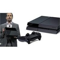 Playstation 4, E3 Konferansında Tanıtıldı.