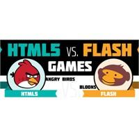 Html5 Oyunlar Flash'a Karşı