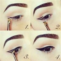 Eyelinerimizi Nasıl Daha Düzgün Sürebiliriz?
