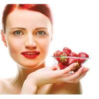 Sebze Ve Meyveler Güzelleştiriyor