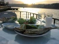 Azimli Levrek Caferin Hikayesi (modern Masal)