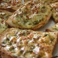 Maydanozlu Ekmek Dilimleri (Pazar Ziyafeti)