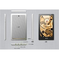 Acer Düşük Fiyatlı Acer Tab 7 Modelini Duyurdu