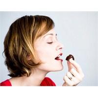 Şeker Hastaları Da Çikolata Yerse