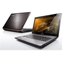 Lenovo İdeapad Y470p Modelini Tanıttı