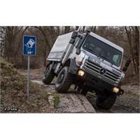 Yok Artık Mercedes- Benz Unimog U-4000 !