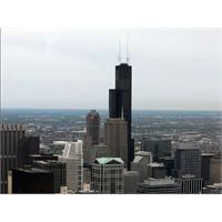 Şikago'daki Willis Kulesi Güneş Çiftiği Olmaya Haz