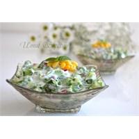 Yeşil Serinlik Salatası