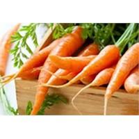 Sağlıklı Canlı Bir Cilt İçin Havuç Yiyin
