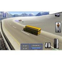 Bus Simulator 3d, Android Otobüs Simulator Oyunu